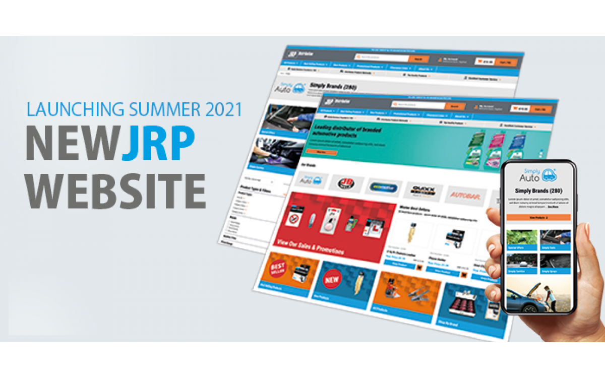 New JRP Website Launched
