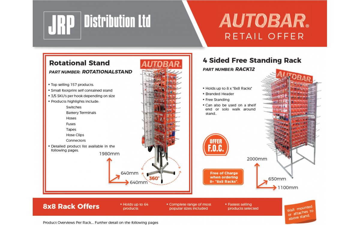JRP Introduce the Autobar Retail Programme.