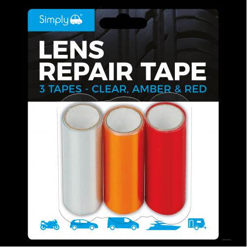 PK3 LENS REPAIR RED/CLEAR/AMBER
