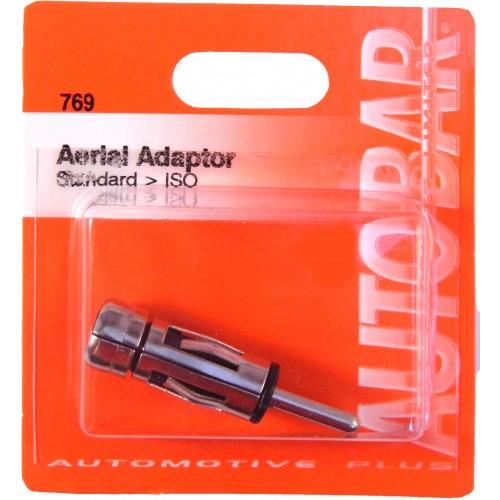 AERIAL ADAPTOR STANDARD  ISO