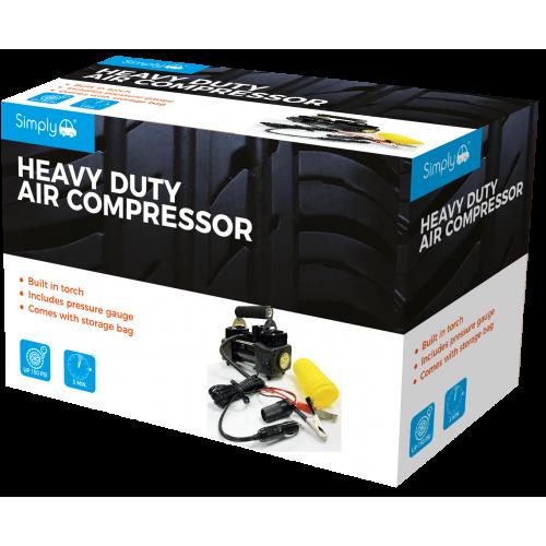 HEAVY DUTY AIR COMPRESSOR - 3MIN