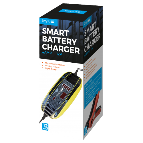 4AMP SMART CHARGER 38-100Ah
