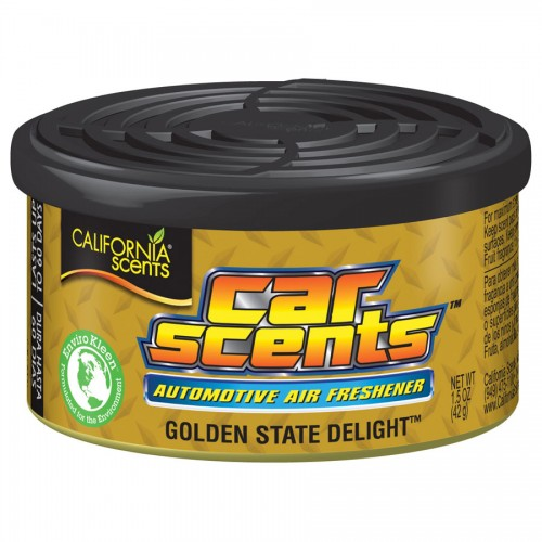 (CCS-1229)GOLDEN STATE DELIGHT CAR SCENTS