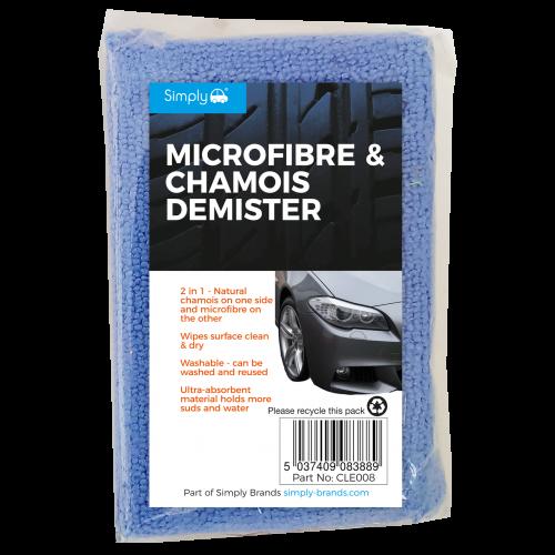 MICROFIBRE/CHAMOIS DEMISTER
