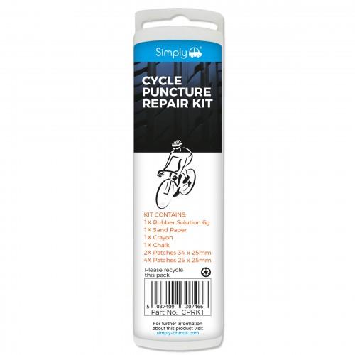 CYCLE PUNCTURE REPAIR KIT