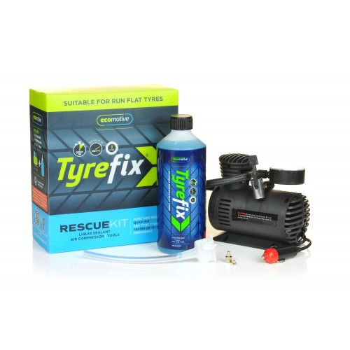 TYRE-FIX SINGLE BOTTLE WITH COMPRESSOR