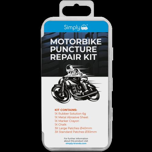 MOTORBIKE PUNCTURE REPAIR KIT