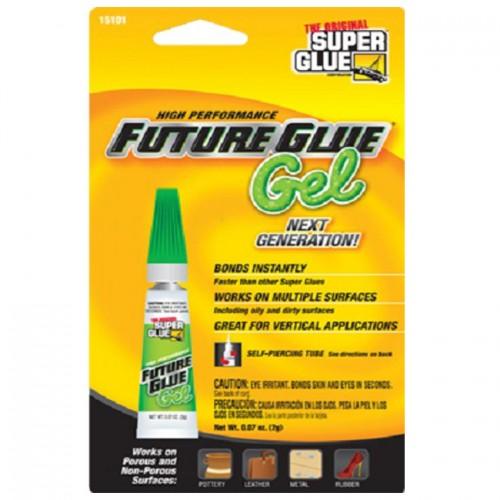 SUPER GLUE FUTURE THICK GEL  2G G20E