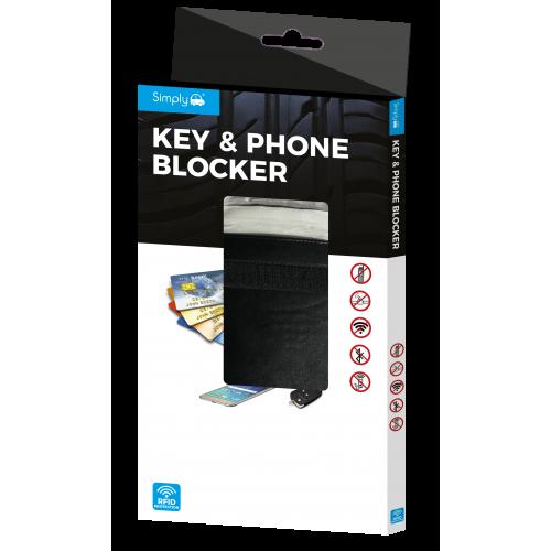 RFID KEY & PHONE BLOCKER