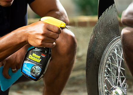 Tyre Cleaner - Coming Soon!