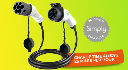7.2kW Home Fast Charge - Type 1
