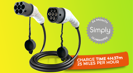7.2kW Home Fast Charge - Type 2